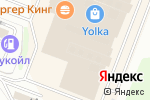 Схема проезда до компании Айкрафт в Йошкар-Оле