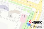 Схема проезда до компании Детская поликлиника №5 в Йошкар-Оле