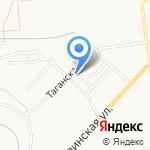 Фердинанд на карте Астрахани