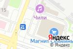 Схема проезда до компании Белый лотос в Йошкар-Оле