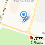 Лаборатория АвтоДиагностики на карте Йошкар-Олы