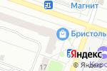 Схема проезда до компании Магазин по продаже кофе и чая в Йошкар-Оле