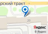 Автосервис у Константина на карте