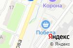 Схема проезда до компании Пятёрочка в Йошкар-Оле
