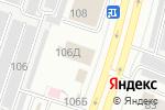 Схема проезда до компании АТ-ЦЕНТР-МАРИЙ ЭЛ в Йошкар-Оле