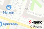 Схема проезда до компании Кровля М в Йошкар-Оле