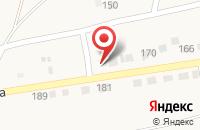 Схема проезда до компании Золотая Середина в Старокучергановке