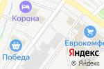 Схема проезда до компании Служба заказа автобусов в Йошкар-Оле