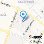 Автосвет на карте Йошкар-Олы