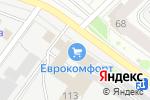Схема проезда до компании Статус в Йошкар-Оле