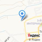 Магнит на карте Астрахани