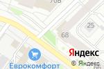 Схема проезда до компании Техника в Йошкар-Оле