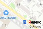 Схема проезда до компании Орхидея в Йошкар-Оле