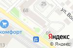 Схема проезда до компании Арки и двери в Йошкар-Оле