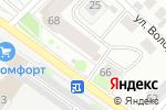 Схема проезда до компании Акашево в Йошкар-Оле