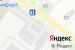Схема проезда до компании Заречный в Йошкар-Оле