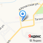 Фотосалон на карте Астрахани
