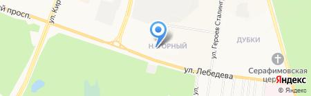 Успех на карте Йошкар-Олы