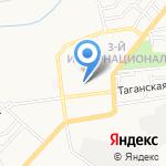 Платежный терминал на карте Астрахани