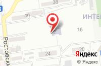 Схема проезда до компании Детский сад в Астрахани