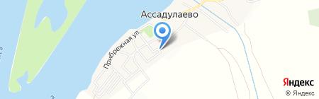 Детский сад на карте Ассадулаево