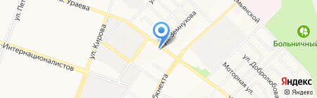 Загляни на карте Йошкар-Олы