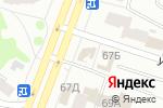 Схема проезда до компании Магазин смешанных товаров в Йошкар-Оле