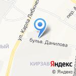 Престиж Авто на карте Йошкар-Олы