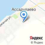 Библиотека на карте Астрахани