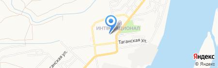Kovshar-service на карте Астрахани