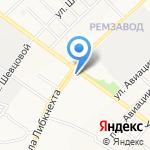 Максим на карте Йошкар-Олы