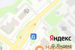 Схема проезда до компании Очкарик`ОВ в Йошкар-Оле