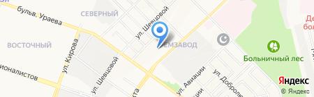 Эстет на карте Йошкар-Олы