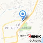 Токарь+ на карте Астрахани