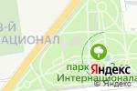 Схема проезда до компании Юбилейное в Астрахани