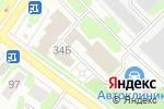 Схема проезда до компании Республиканский центр татарской культуры в Йошкар-Оле