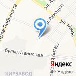 Почтовое отделение №32 на карте Йошкар-Олы