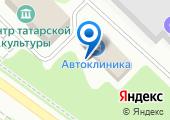 Автоклиника на карте