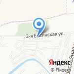 Салон ритуальных услуг на карте Астрахани