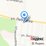 BVA-сервис на карте Йошкар-Олы