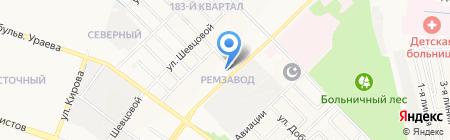 Вкус.ru на карте Йошкар-Олы