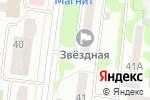 Схема проезда до компании Дубки в Йошкар-Оле