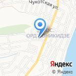 Основная общеобразовательная школа №31 на карте Астрахани