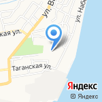 МебельСтройКомплект на карте Астрахани