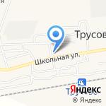 Илга на карте Астрахани