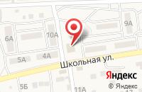 Схема проезда до компании Илга в Трусово