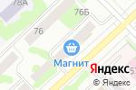 Схема проезда до компании Мебель и не только в Йошкар-Оле