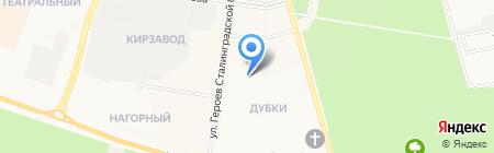 Детский сад №14 на карте Йошкар-Олы