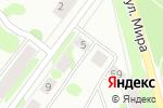 Схема проезда до компании Заречная в Йошкар-Оле