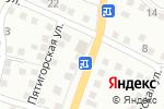 Схема проезда до компании Ковбой в Астрахани
